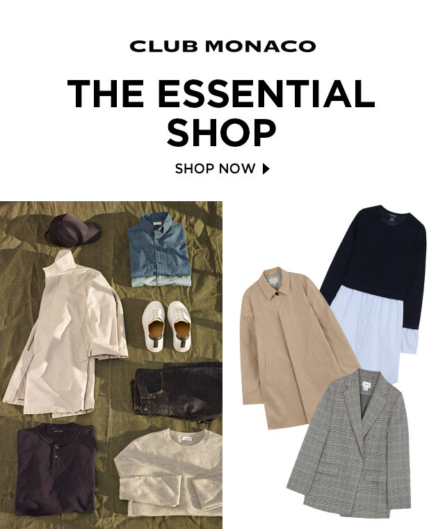 THE ESSENTIAL SHOP