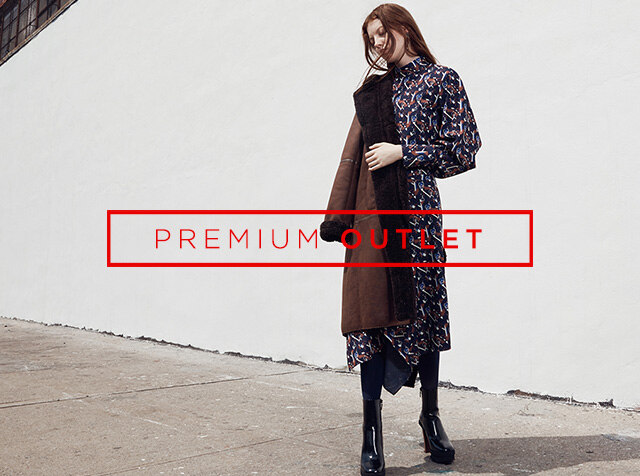 [OUTLET] FALL-WINTER 포인트 위크