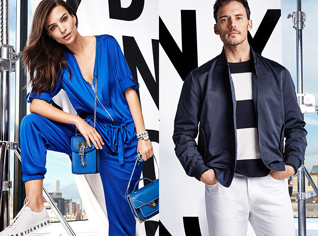 DKNY <br> 세일품목 추가 Up to 50%~