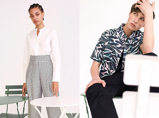 CLUB MONACO<br>NEW ARRIVALS