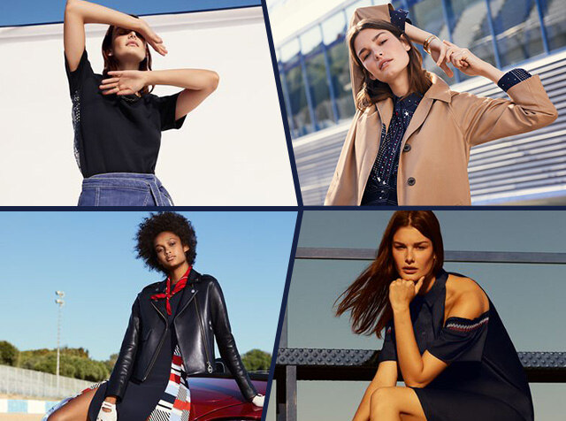 TOMMY HILFIGER WOMEN<br>■18SS SEASON OFF■ ~40% OFF + 쿠폰