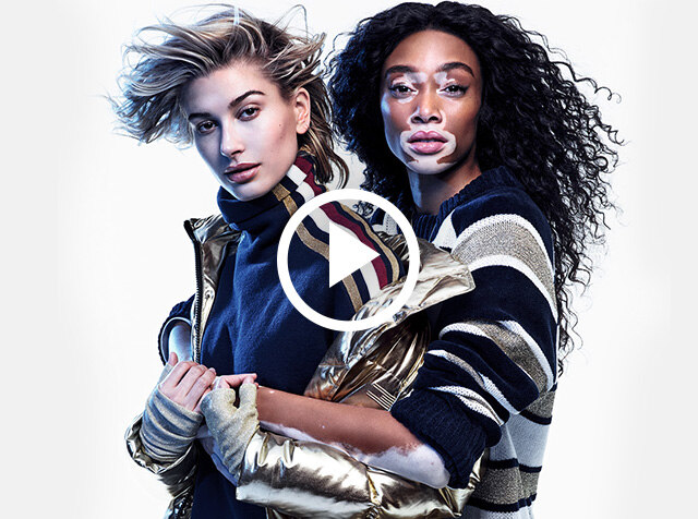 TOMMY HILFIGER<br>  '18 ICONS CAPSULE COLLECTION FOR WOMEN