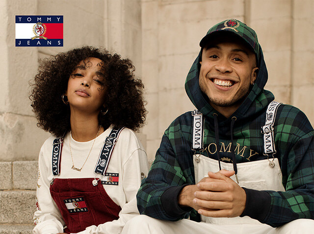 TOMMY JEANS 6.0 Crest Capsule