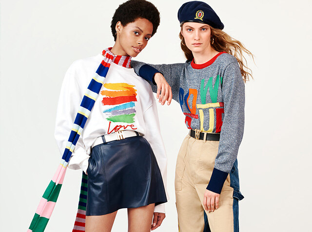 TOMMY HILFIGER WOMEN<br> 19SS HILFIGER COLLECTION