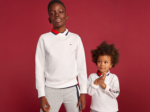 TOMMY HILFIGER KIDS<br> 19 FW NEW ARRIVALS