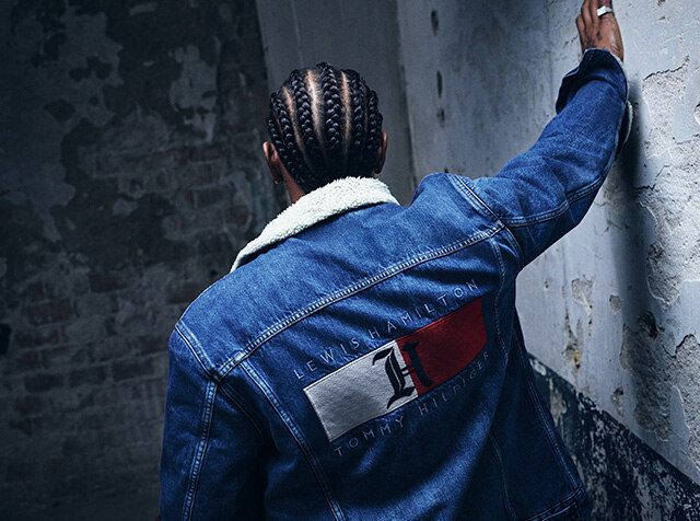 TOMMY HILFIGER MEN<br> TOMMY X LEWIS 19FW CAPSULE COLLECTION